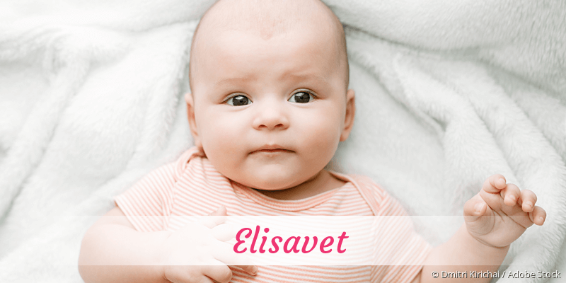Name Elisavet als Bild