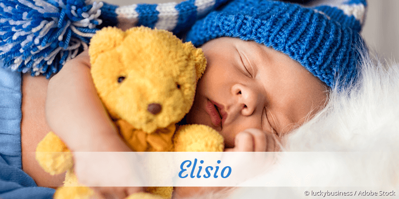 Name Elisio als Bild