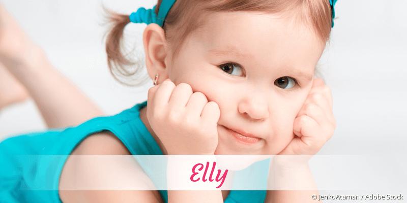 Name Elly als Bild
