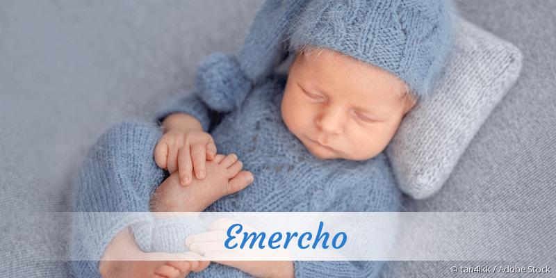 Name Emercho als Bild