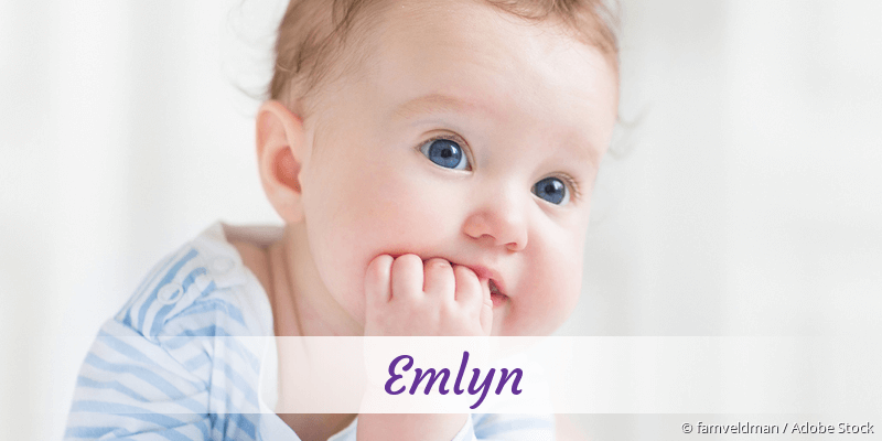 Name Emlyn als Bild