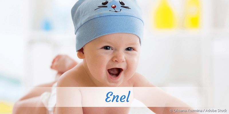 Name Enel als Bild