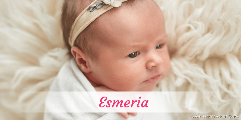 Name Esmeria als Bild
