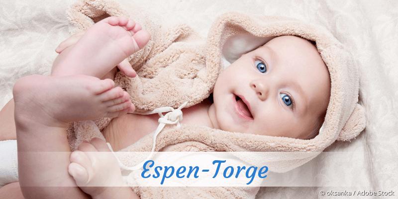Name Espen-Torge als Bild