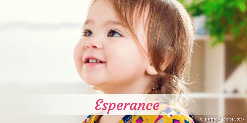 Name Esperance als Bild