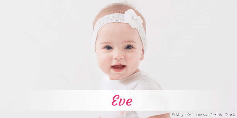 Name Eve als Bild