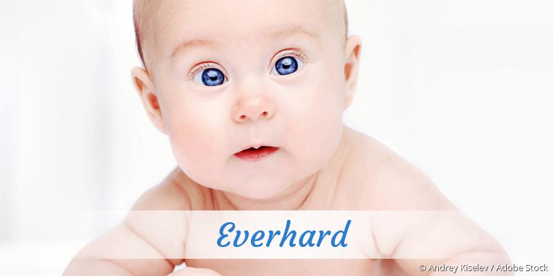 Name Everhard als Bild
