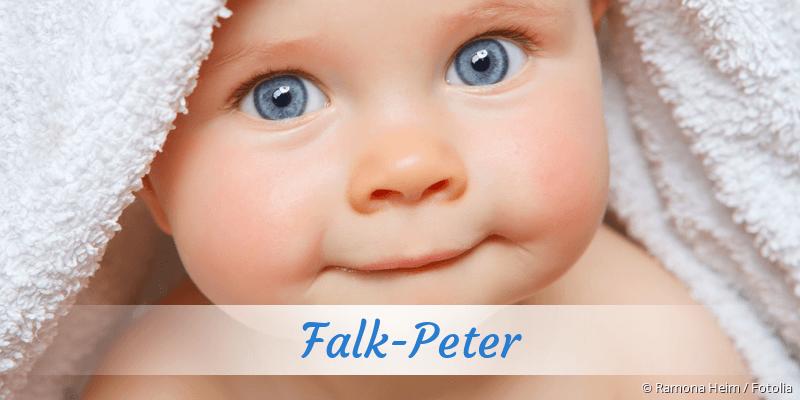 Name Falk-Peter als Bild