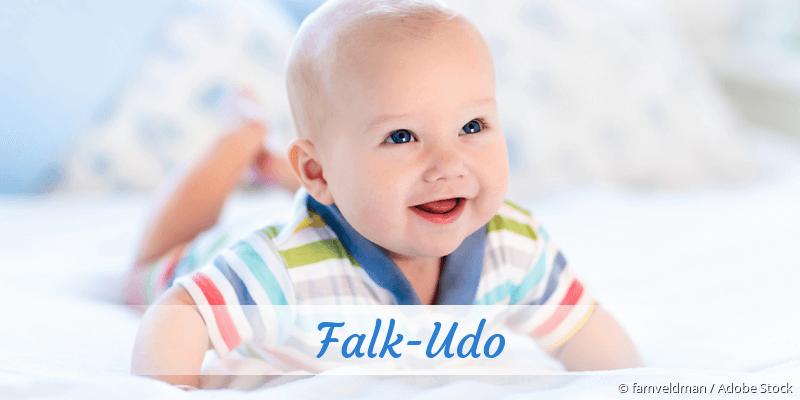 Name Falk-Udo als Bild