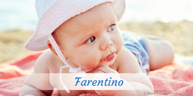 Name Farentino als Bild