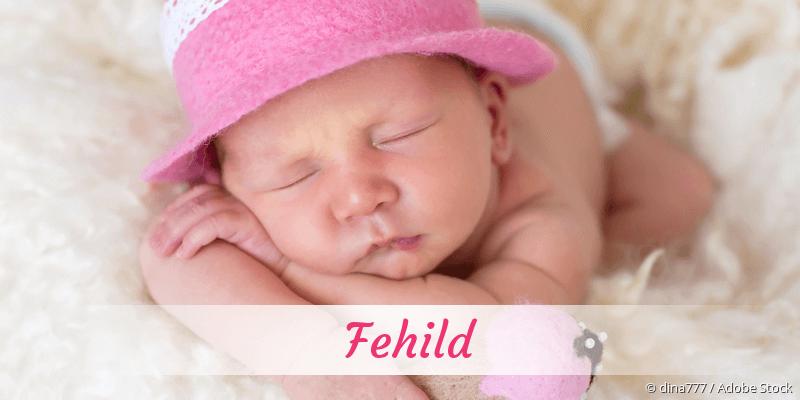 Name Fehild als Bild