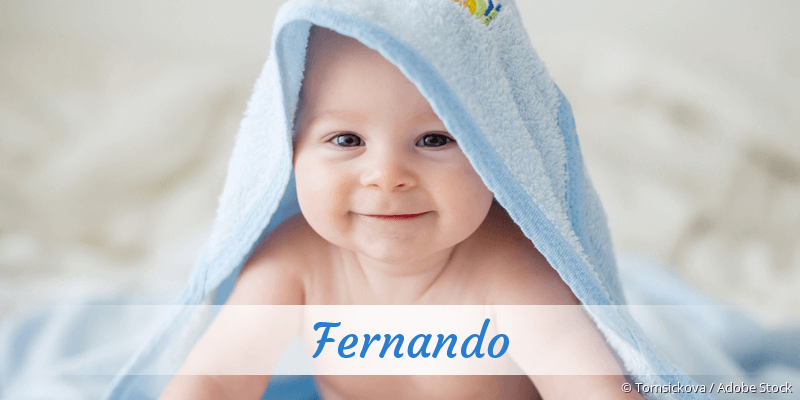Name Fernando als Bild