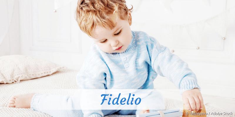 Name Fidelio als Bild