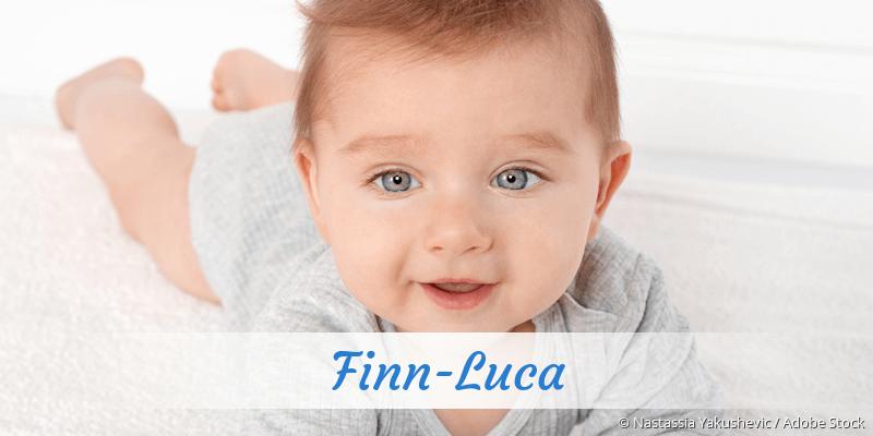Name Finn-Luca als Bild