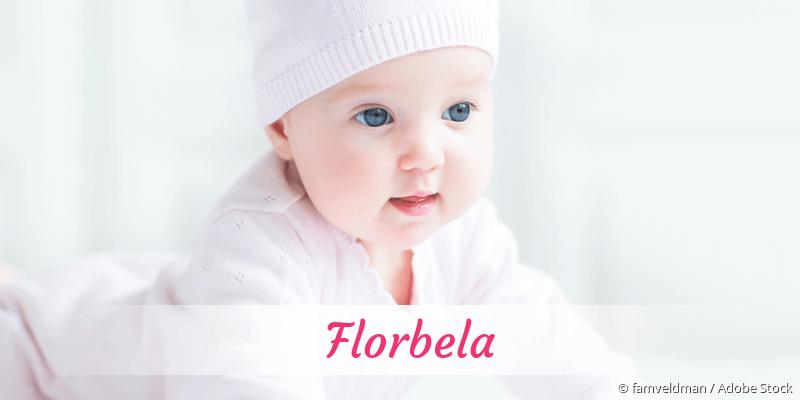 Name Florbela als Bild
