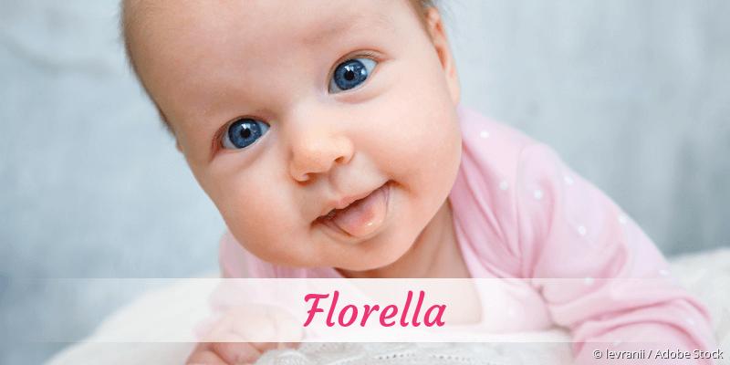 Name Florella als Bild