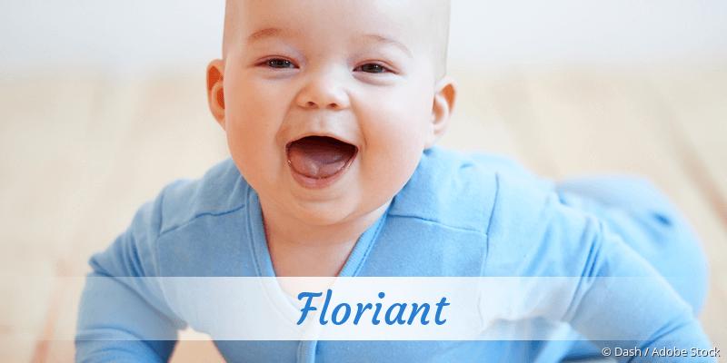 Name Floriant als Bild