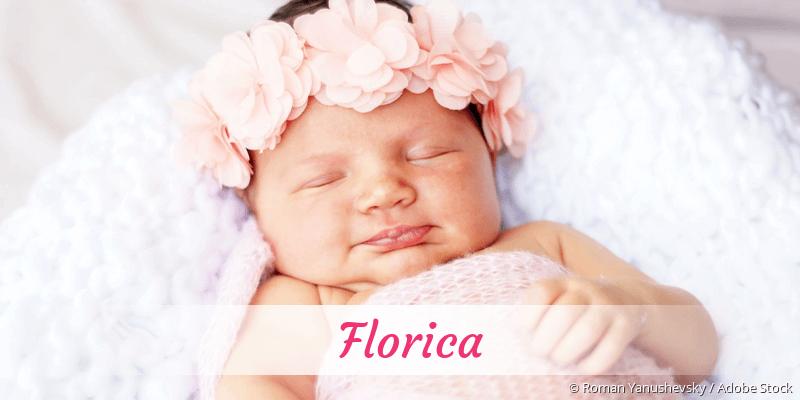 Name Florica als Bild