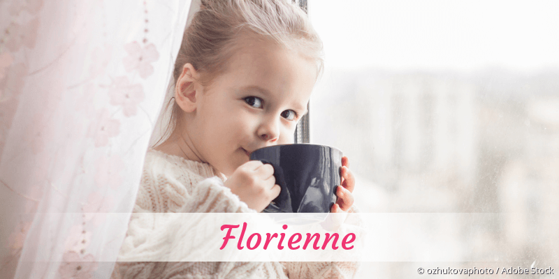 Name Florienne als Bild