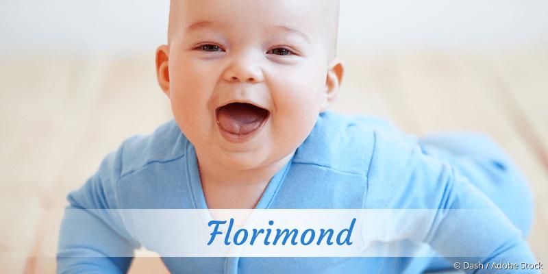 Name Florimond als Bild