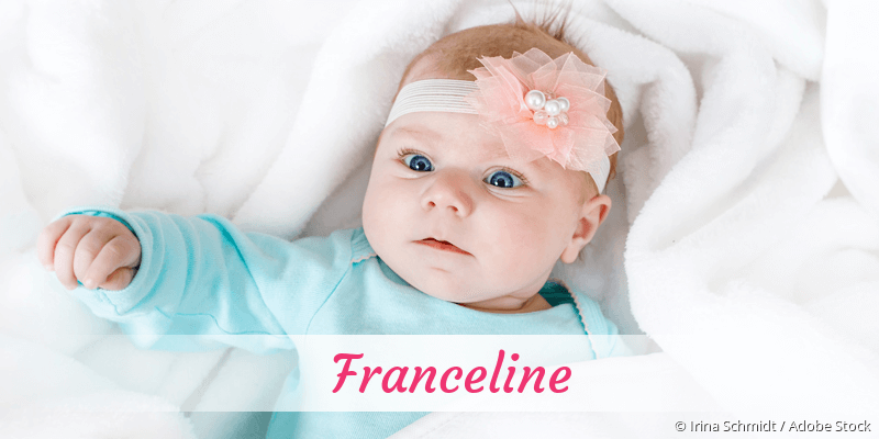 Name Franceline als Bild