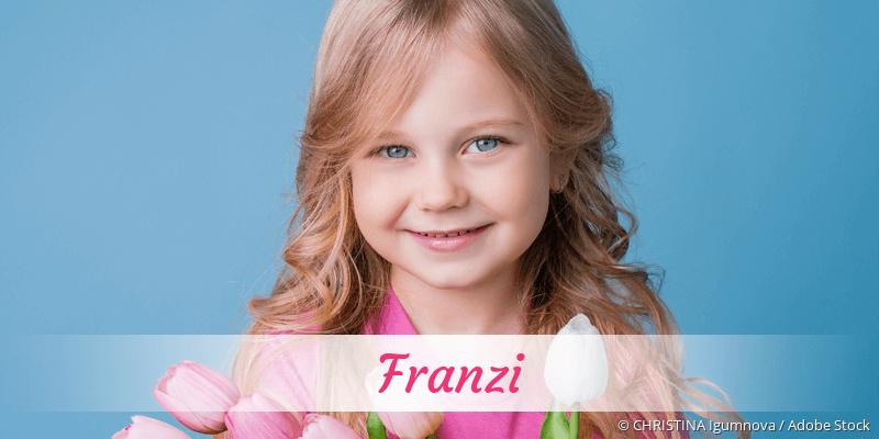 Name Franzi als Bild