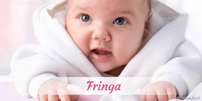 Name Fringa als Bild