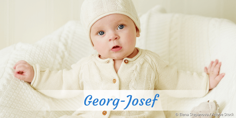 Name Georg-Josef als Bild