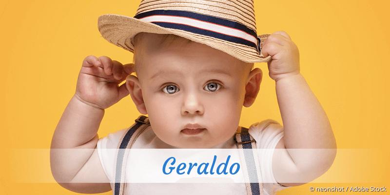 Name Geraldo als Bild