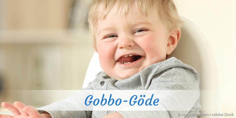 Name Gobbo-Göde als Bild