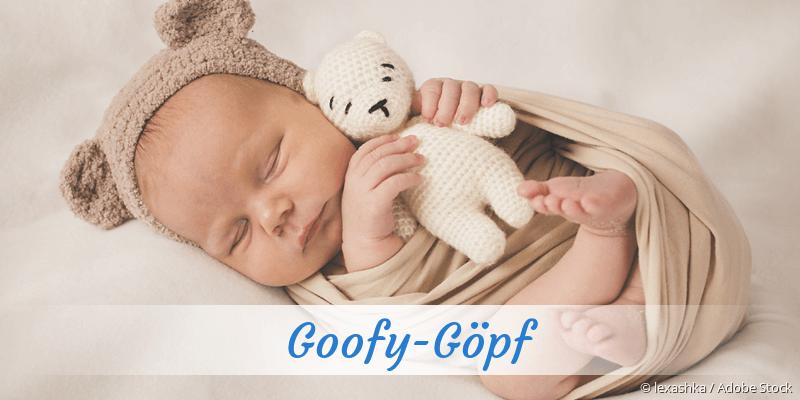 Name Goofy-Göpf als Bild