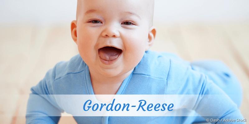 Name Gordon-Reese als Bild