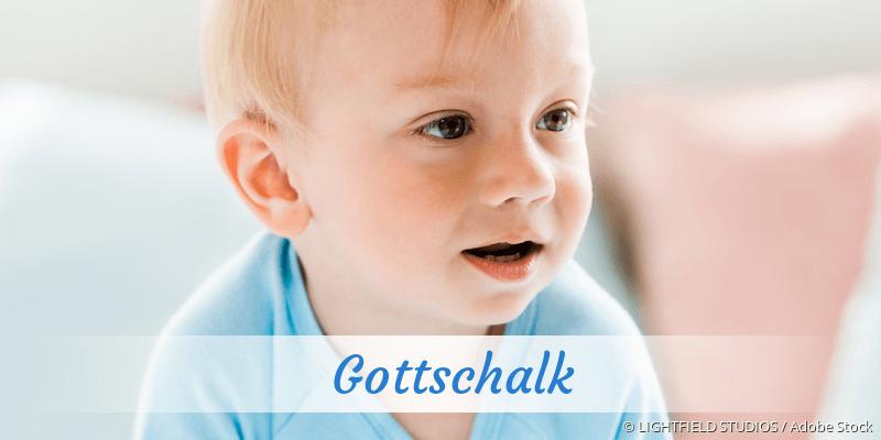 Name Gottschalk als Bild