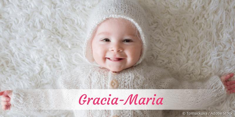Name Gracia-Maria als Bild