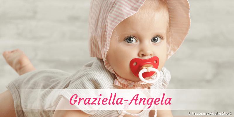 Name Graziella-Angela als Bild