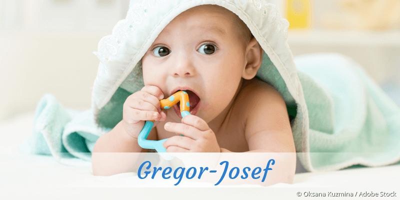 Name Gregor-Josef als Bild