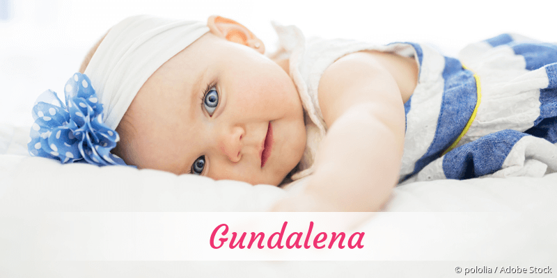 Name Gundalena als Bild