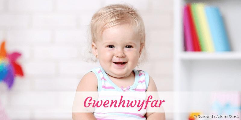 Name Gwenhwyfar als Bild