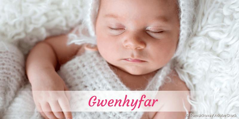 Name Gwenhyfar als Bild