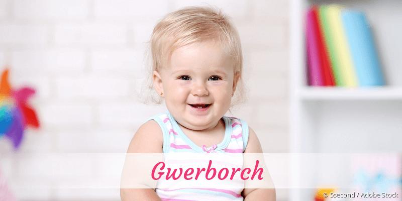 Name Gwerborch als Bild
