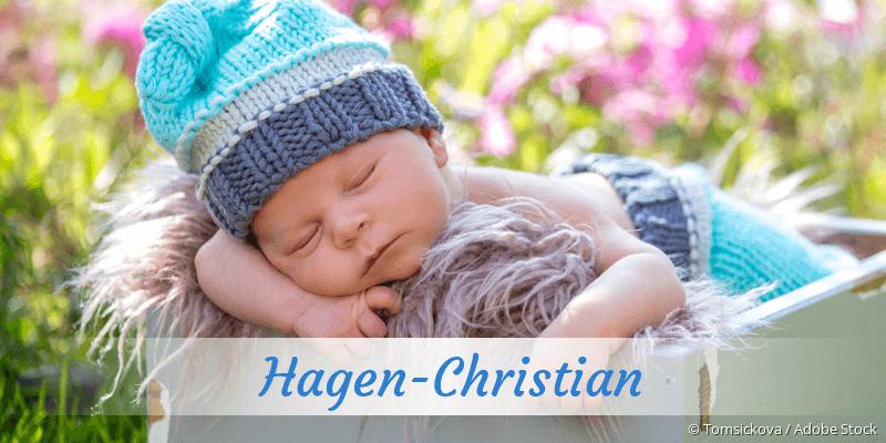 Name Hagen-Christian als Bild