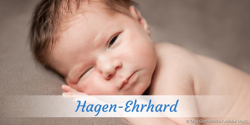 Name Hagen-Ehrhard als Bild