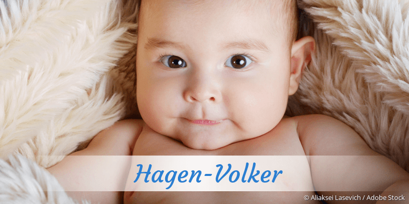 Name Hagen-Volker als Bild