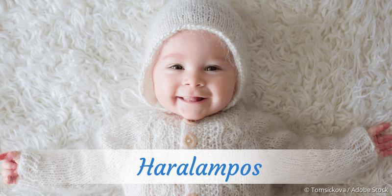 Name Haralampos als Bild