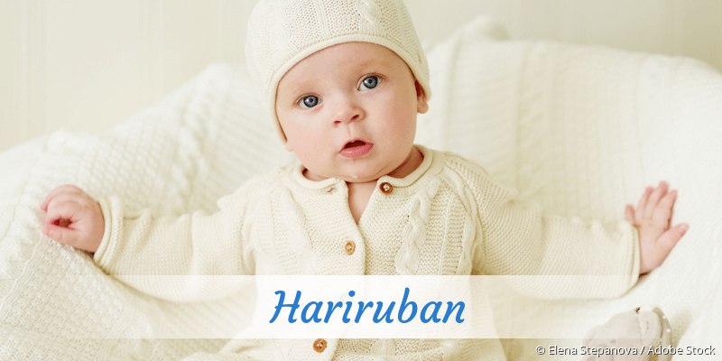 Name Hariruban als Bild
