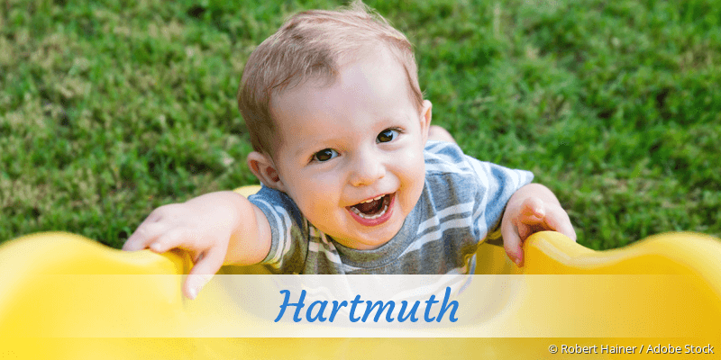 Name Hartmuth als Bild