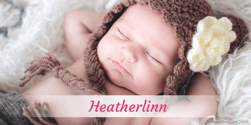 Name Heatherlinn als Bild