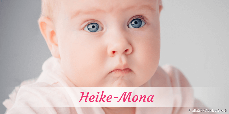Name Heike-Mona als Bild