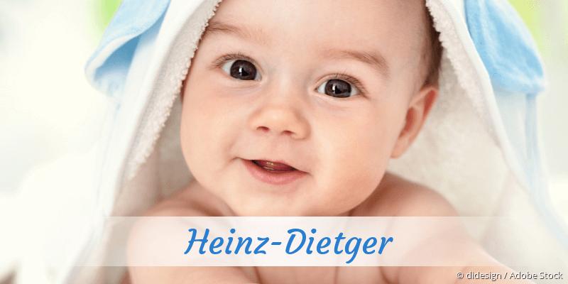 Name Heinz-Dietger als Bild