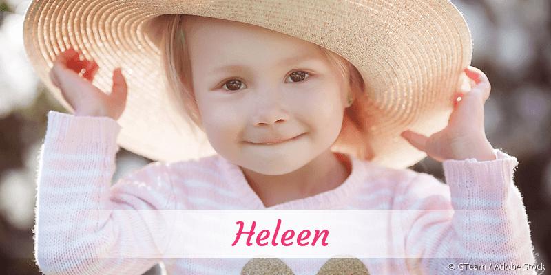 Name Heleen als Bild
